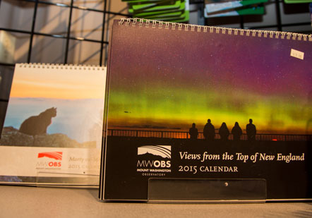 Mount Washington Observatory Calendars