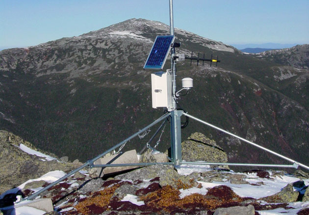 Mount Washington Regional Mesonet