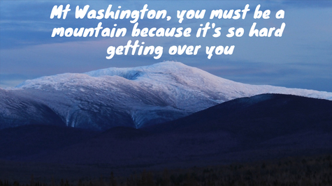 Mt Washington Valentines Day Card 5
