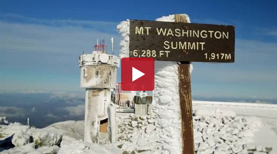 Extreme Mount Washington Campaign Thank You