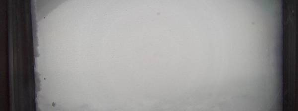 Looking North from the top of Mount Washington
